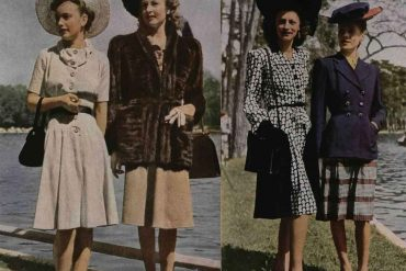 , Best 40s Women's Fashion, Outdressing