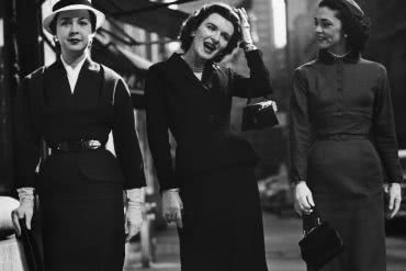 , Best 50s Women's Fashion, Outdressing