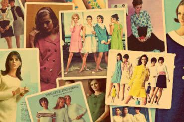 , Best 60s Women's Fashion, Outdressing