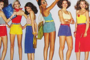 , Best 80s Women's Fashion, Outdressing