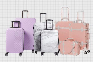 , Your Travel Need: The Top 5 Lightweight Luggage Set, Outdressing