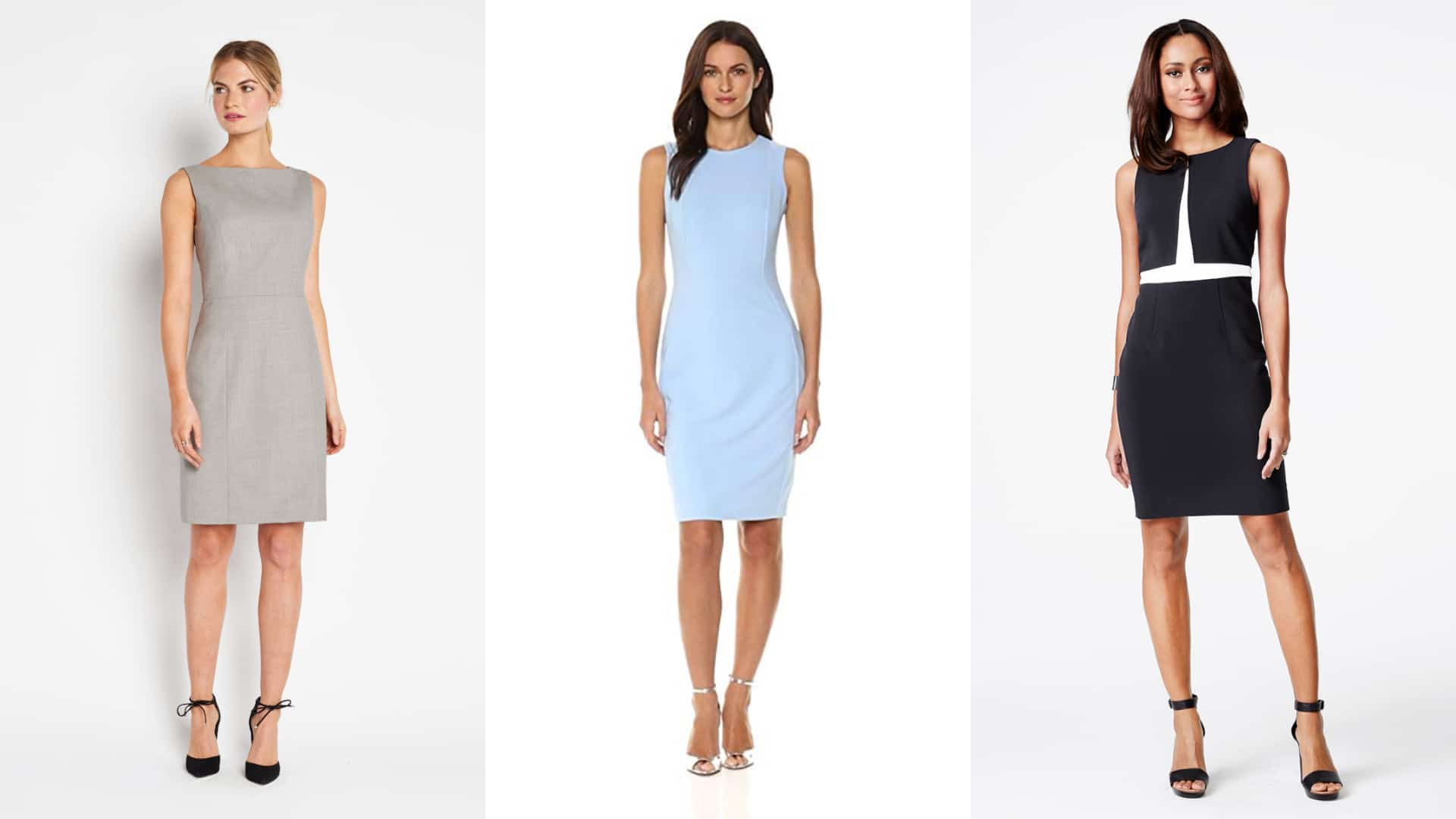 sheath dress, A Quick Guide on Sheath Dresses: All About the Curves, Outdressing