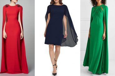 cape dress, A Quick Guide on Cape Dresses: The Superheroine, Outdressing
