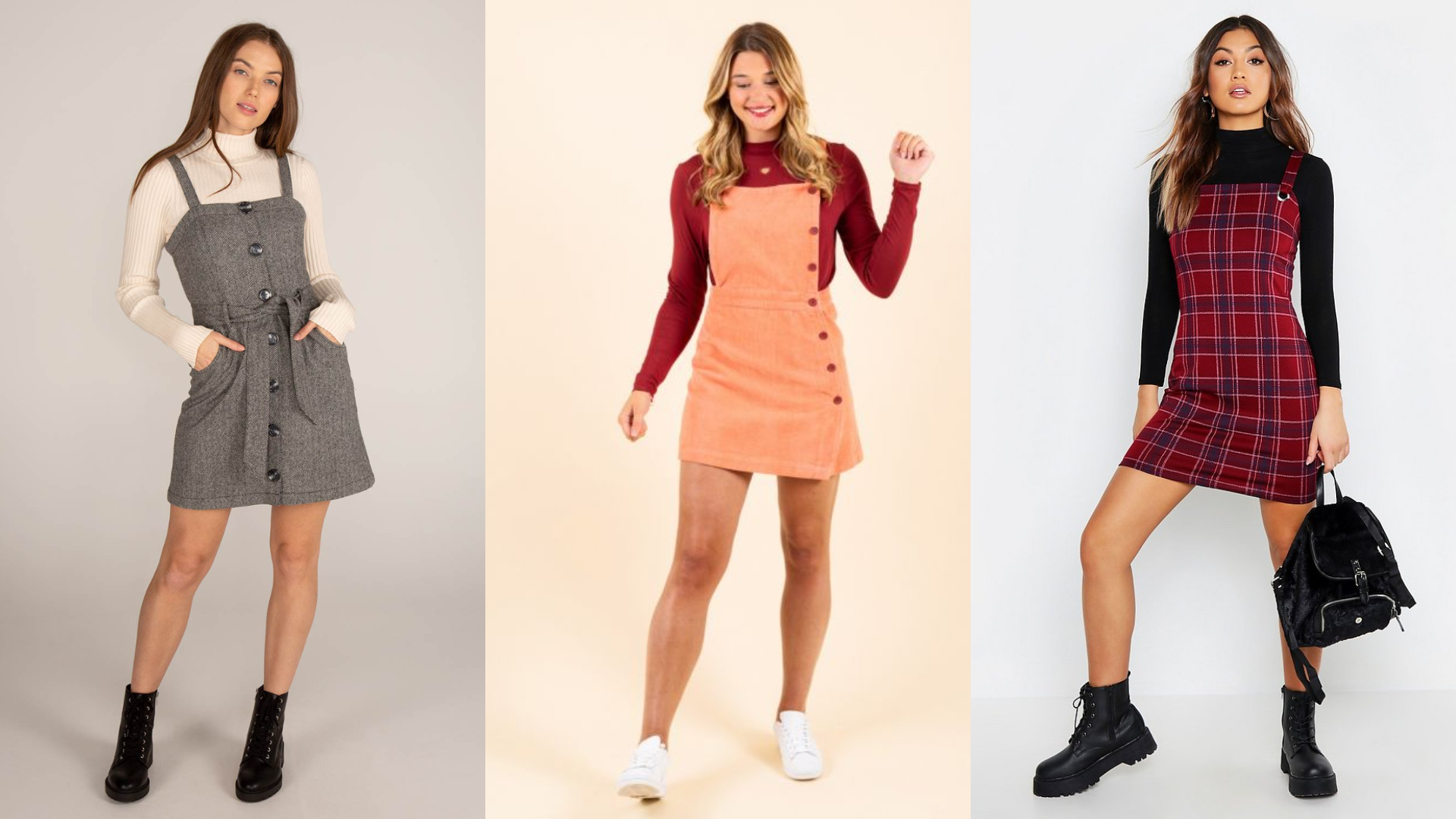 pinafore,pinafore dresses, A Quick Guide on Pinafore Dresses: The modern Alice in Wonderland, Outdressing