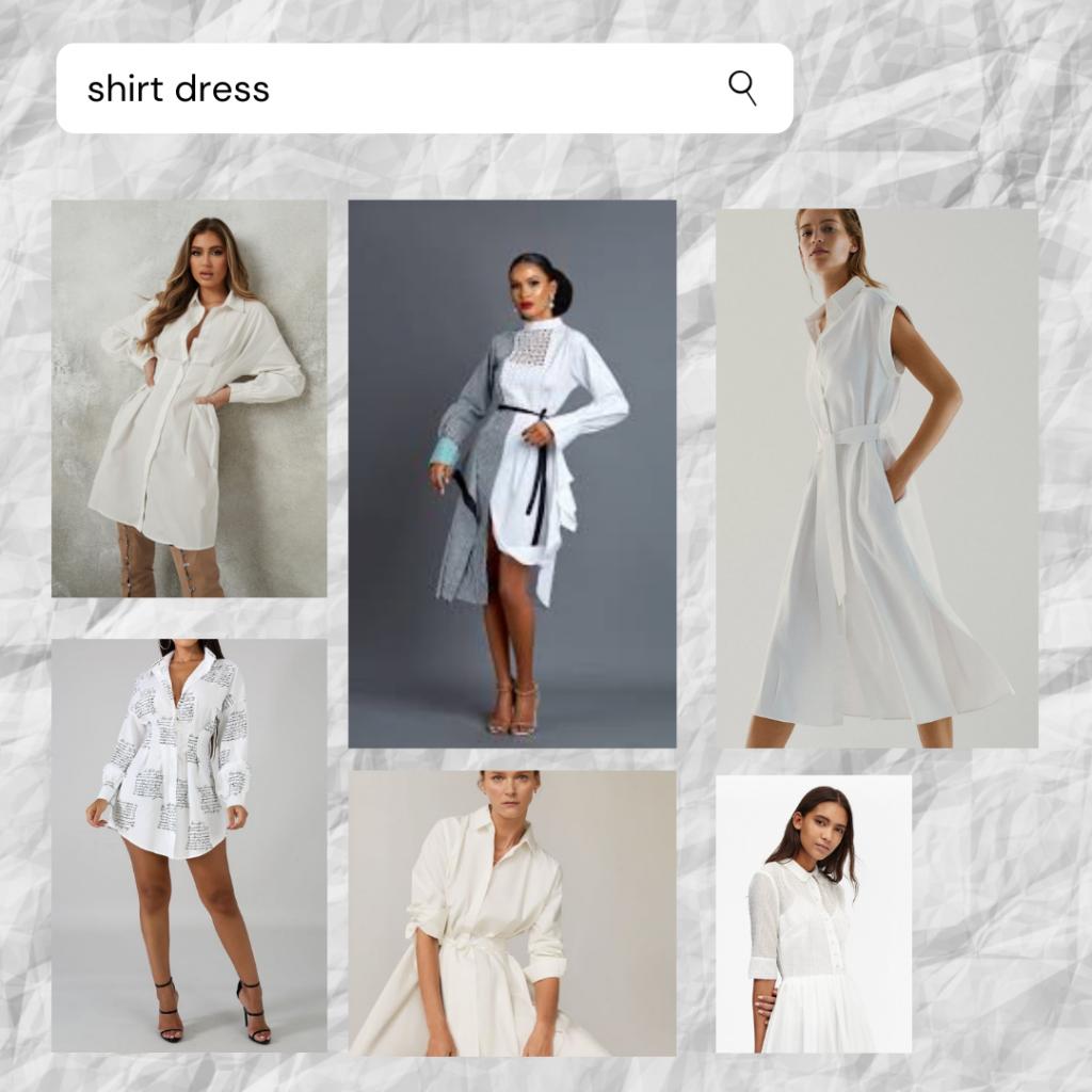 shirt dress, A Quick Guide on Shirt Dress: The Man, Outdressing