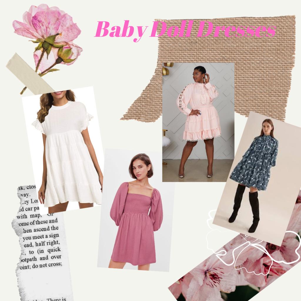 babydoll dress, A Quick Guide on Babydoll Dress: The Lolita Weirdness, Outdressing