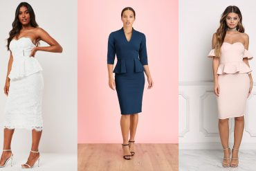 Peplum Dress, A Quick Guide on Peplum Dresses: The Vintage Charm, Outdressing